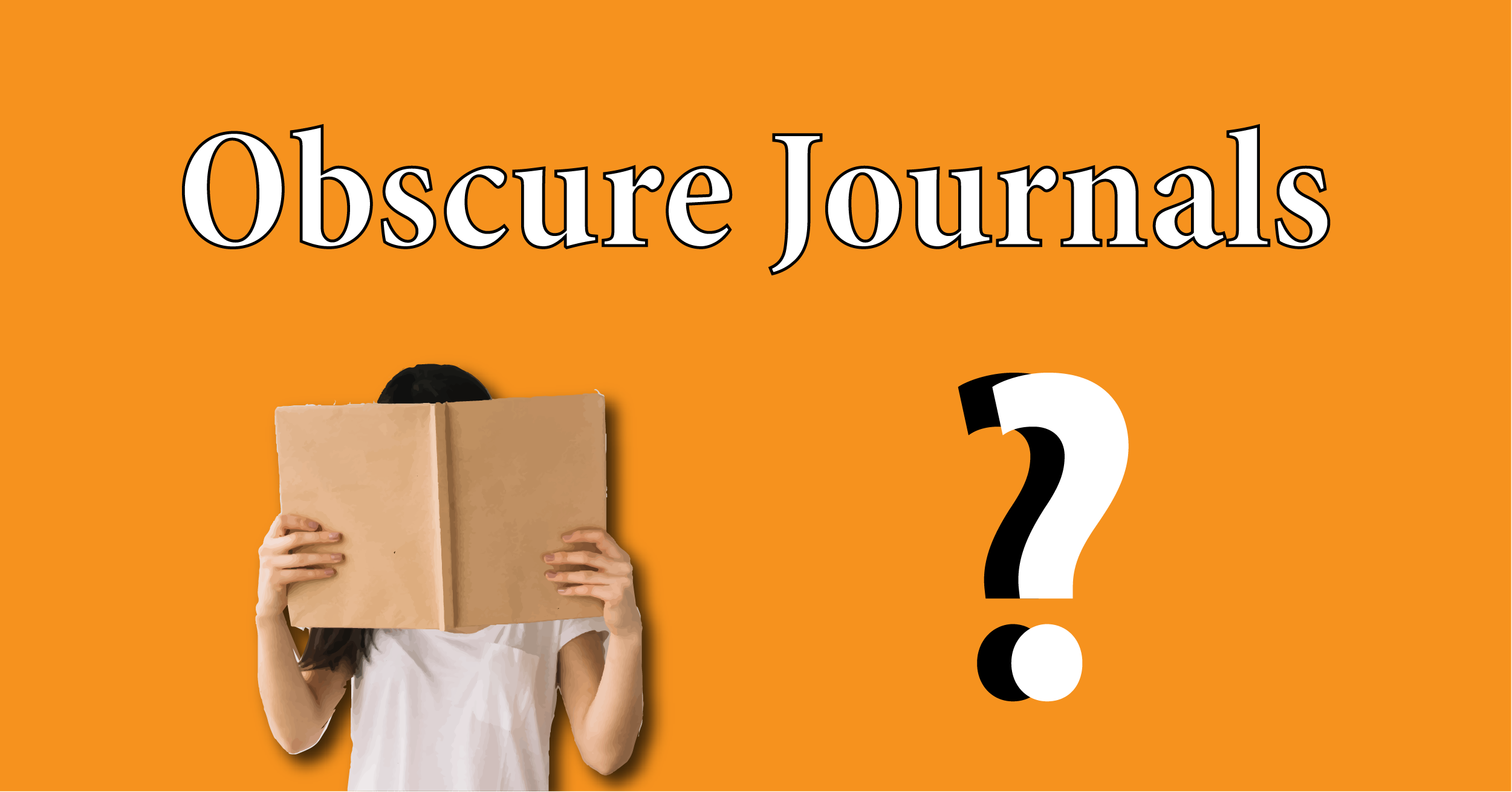 How Obscure Journals Help Researchers Who Want To Innovate?
